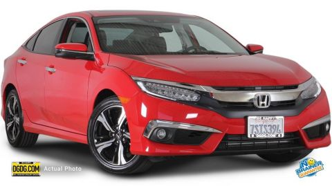 Used Honda Civic Touring