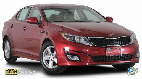 Certified Used Kia Optima LX