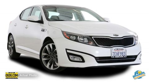 Certified Pre-Owned 2014 Kia Optima SX