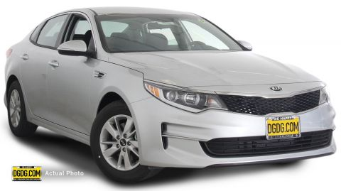 New Kia Optima LX
