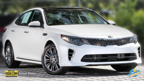 Pre-Owned 2017 Kia Optima SXL