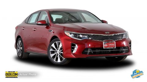 Certified Used Kia Optima SX
