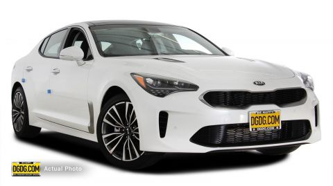New Kia Stinger Premium