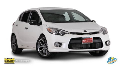 Certified Used Kia Forte SX