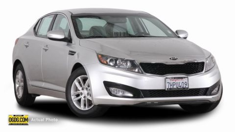 Used Kia Optima LX