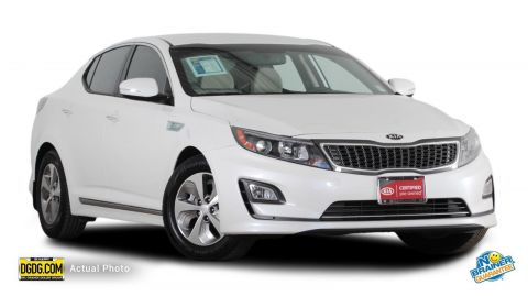 Certified Used Kia Optima Hybrid