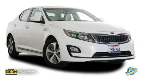 Certified Pre-Owned 2014 Kia Optima Hybrid LX