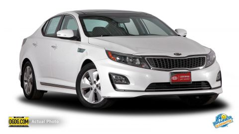 Certified Used Kia Optima Hybrid EX