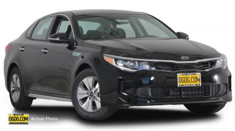 New Kia Optima Hybrid Base