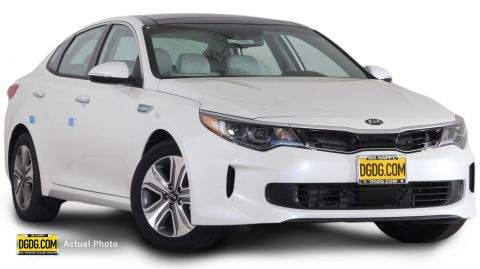 New Kia Optima Hybrid EX