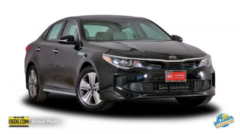 Certified Used Kia Optima Plug-In Hybrid EX