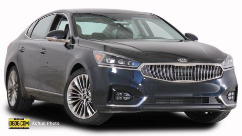New Kia Cadenza Limited