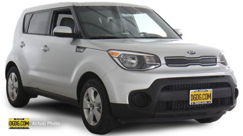New Kia Soul Base