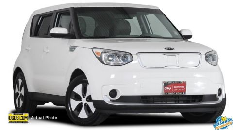 Certified Used Kia Soul EV