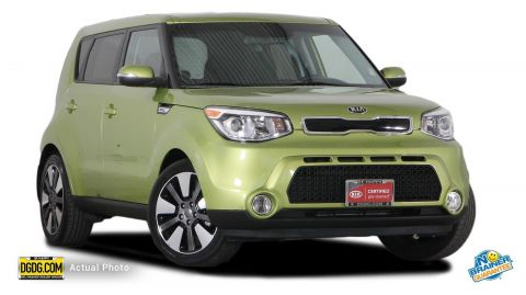 Certified Pre-Owned 2014 Kia Soul Exclaim