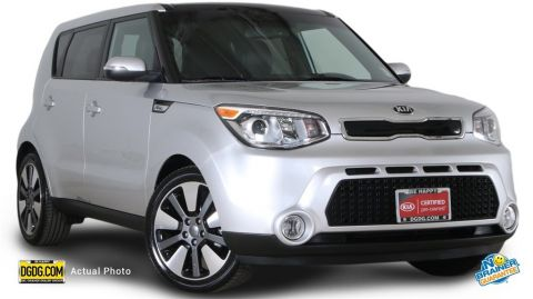 Certified Used Kia Soul Exclaim