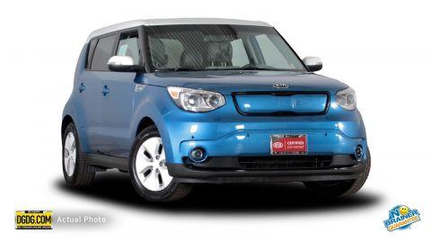 Certified Used Kia Soul EV Plus