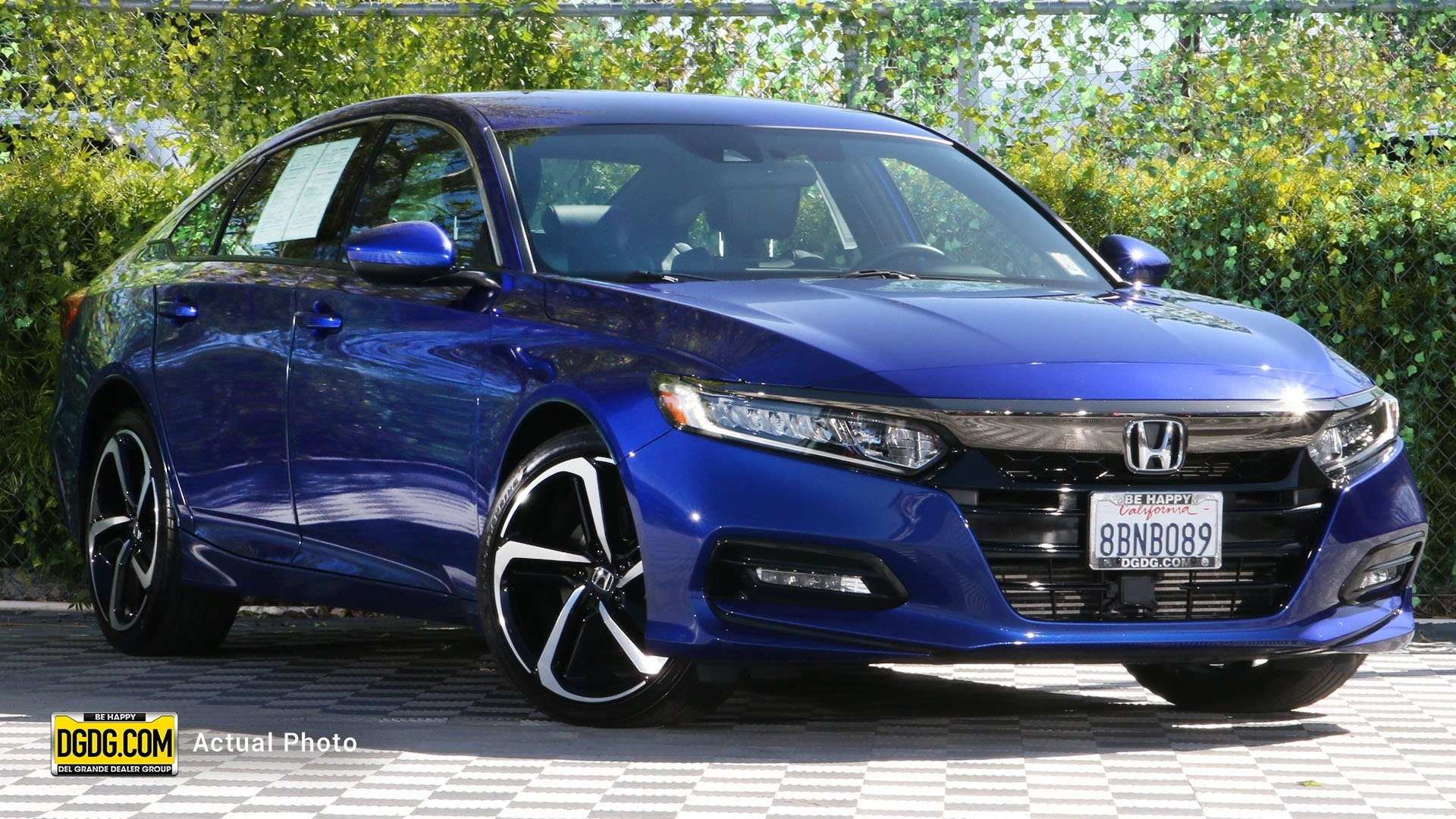 Pre Owned 2018 Honda Accord Sport 4d Sedan In San Jose Uk3706