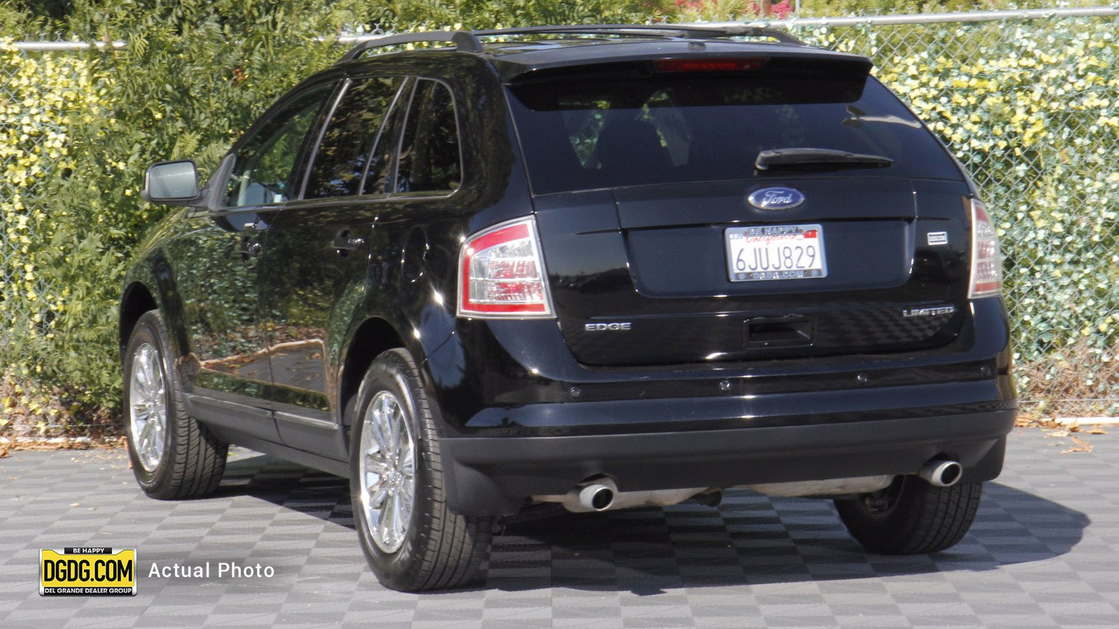 Pre-Owned 2008 Ford Edge Limited