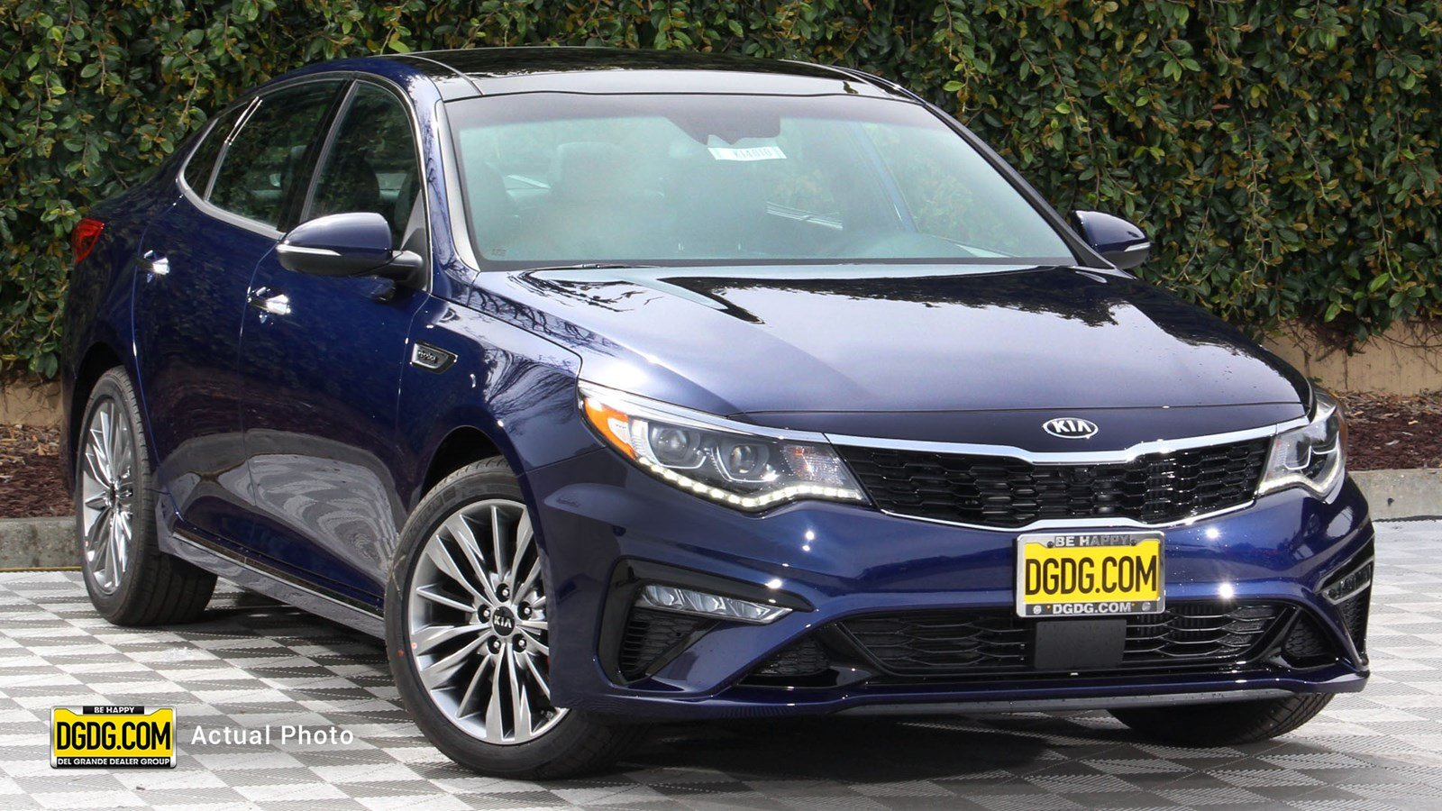 2019 Kia Optima SX W/Limited Package