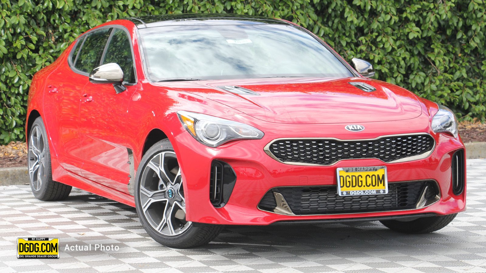 New 2020 Kia Stinger GT-Line