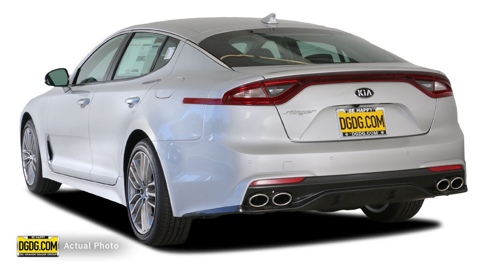 New 2018 Kia Stinger Base