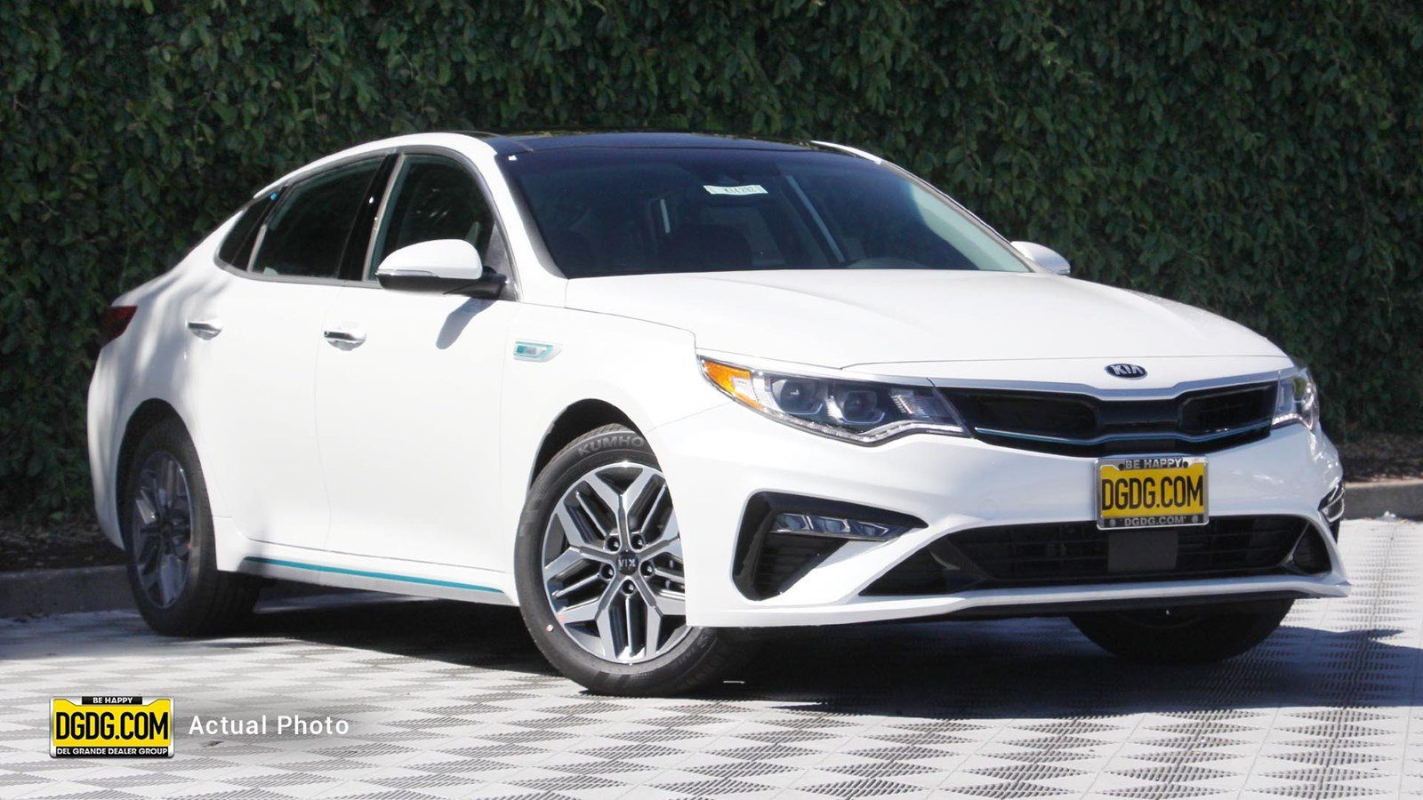 2020 Kia Optima Plug-In Hybrid EX W/Technology Package