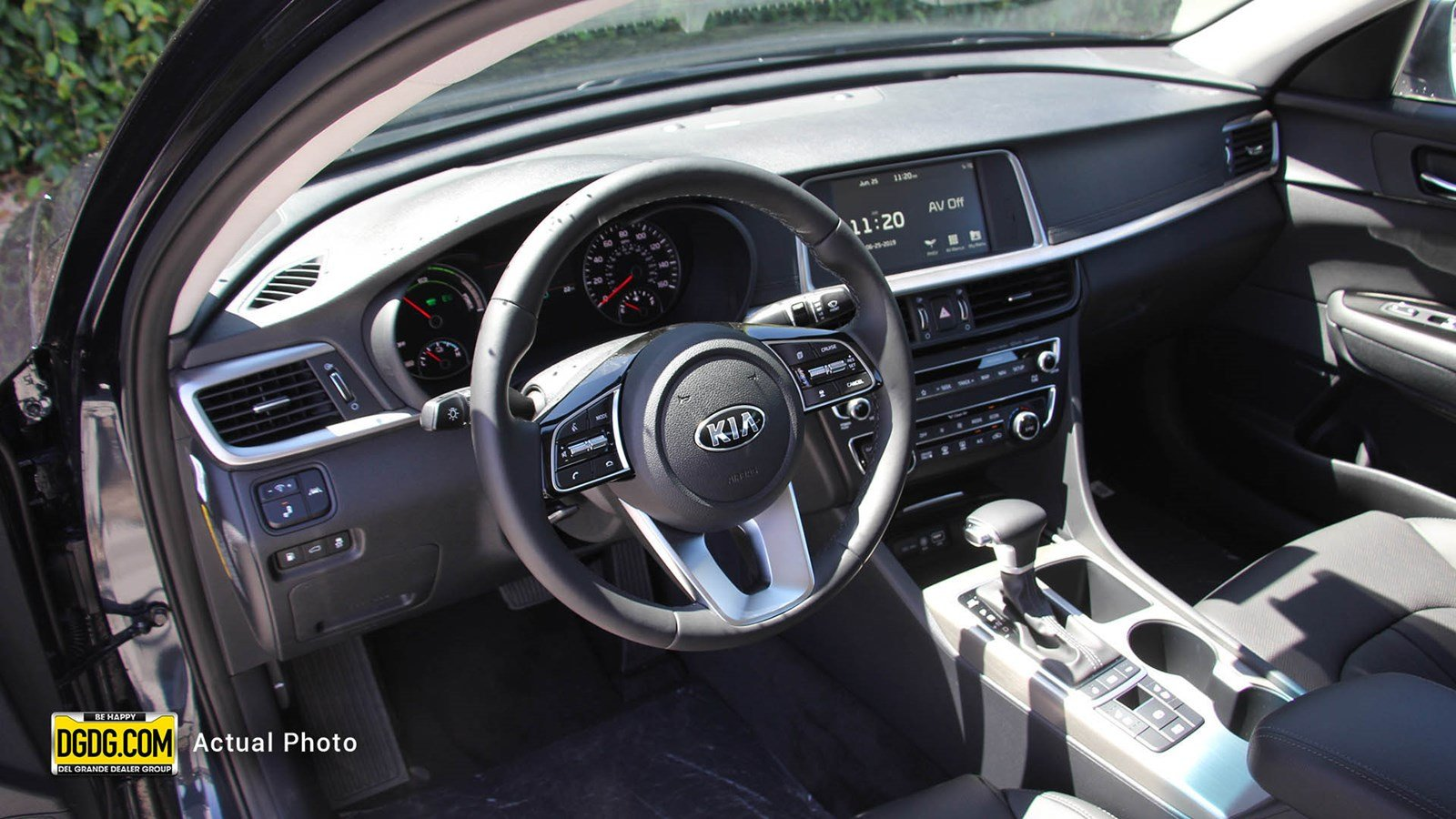New 2020 Kia Optima Plug-In Hybrid EX
