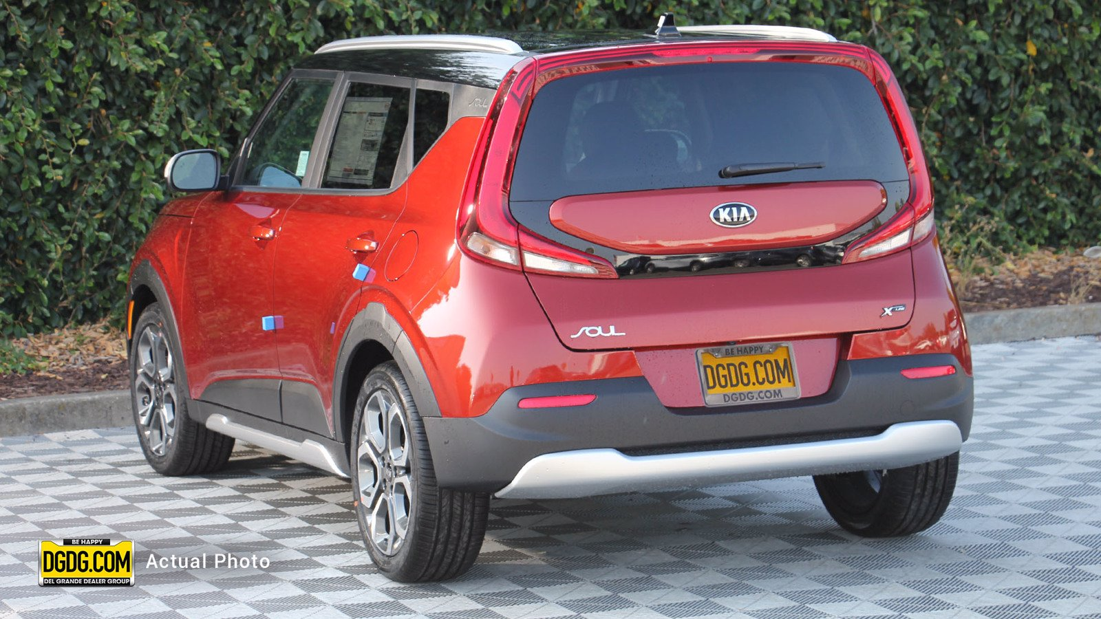 New 2021 Kia Soul X-Line Hatchback in San Jose #K15771 ...