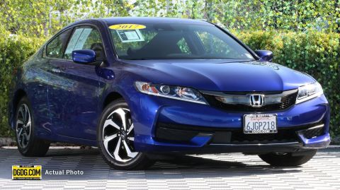 Pre-Owned 2017 Honda Accord LX-S