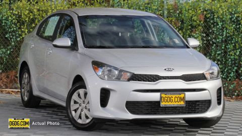 Certified Pre-Owned 2019 Kia Rio S