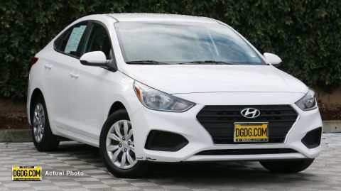 2018 Hyundai Accent SE FWD 4D Sedan