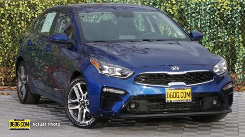 Certified Pre-Owned 2019 Kia Forte S