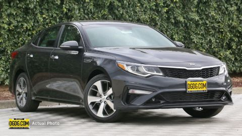 2019 Kia Optima S FWD 4dr Car