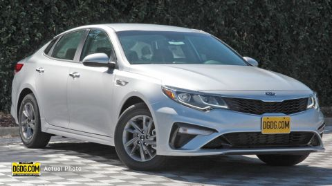 2020 Kia Optima LX FWD 4dr Car
