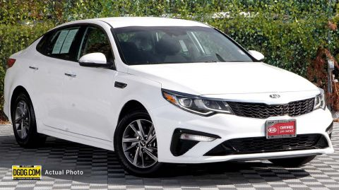 2019 Kia Optima LX FWD 4D Sedan