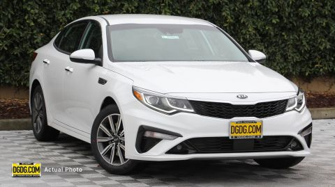 2019 Kia Optima EX FWD 4dr Car