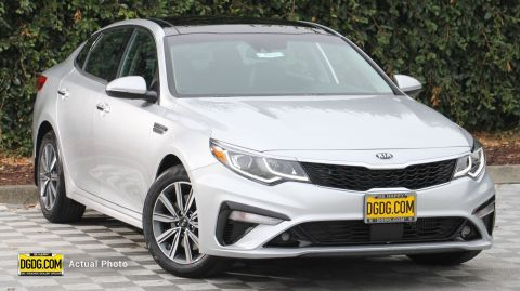 2020 Kia Optima EX Premium With Navigation