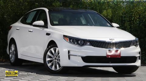 2016 Kia Optima EX FWD 4D Sedan