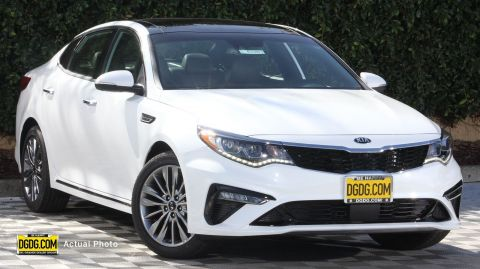 2019 Kia Optima SX FWD 4dr Car