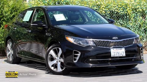 Certified Pre-Owned 2017 Kia Optima SX