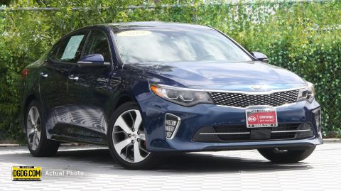 2018 Kia Optima SX FWD 4D Sedan