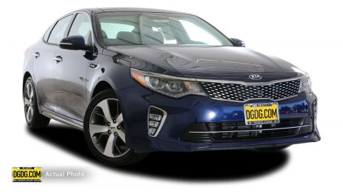 2018 Kia Optima SX FWD 4dr Car