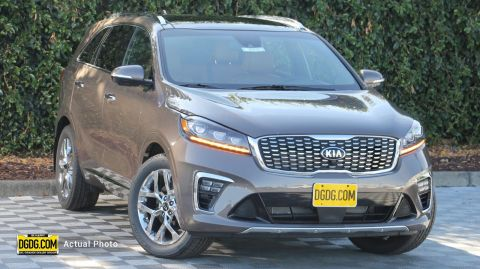 2019 Kia Sorento SX Limited V6 With Navigation