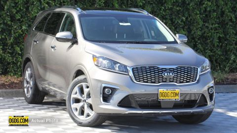 2019 Kia Sorento SX V6 With Navigation & AWD