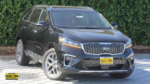2019 Kia Sorento SX Limited V6 With Navigation & AWD