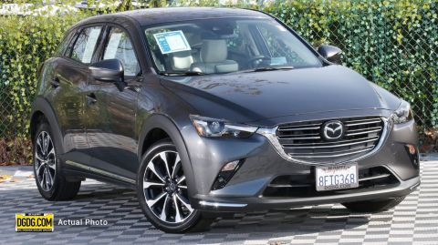 2019 Mazda CX-3 Grand Touring With Navigation