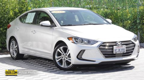 2018 Hyundai Elantra Limited FWD 4D Sedan