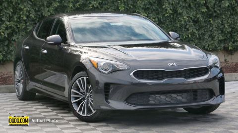 2019 Kia Stinger Base RWD 4dr Car