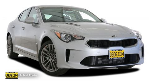 2018 Kia Stinger Base RWD 4dr Car
